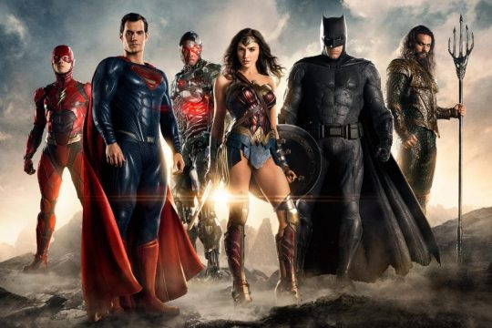 Zack and Deborah Snyder Have Stepped Away From Justice League Production Poster 1
