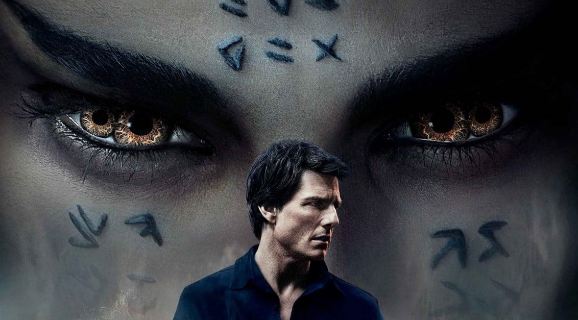 Buzz review of the mummy poster 1