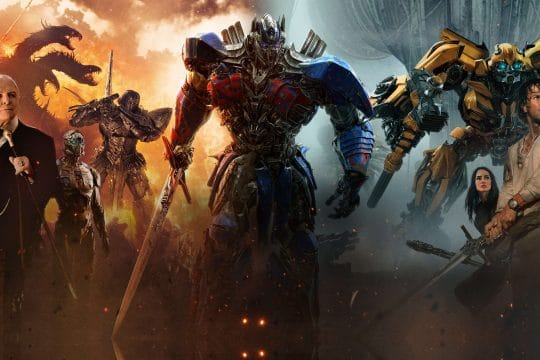 Buzz Review of Transformers: The Last Knight 1