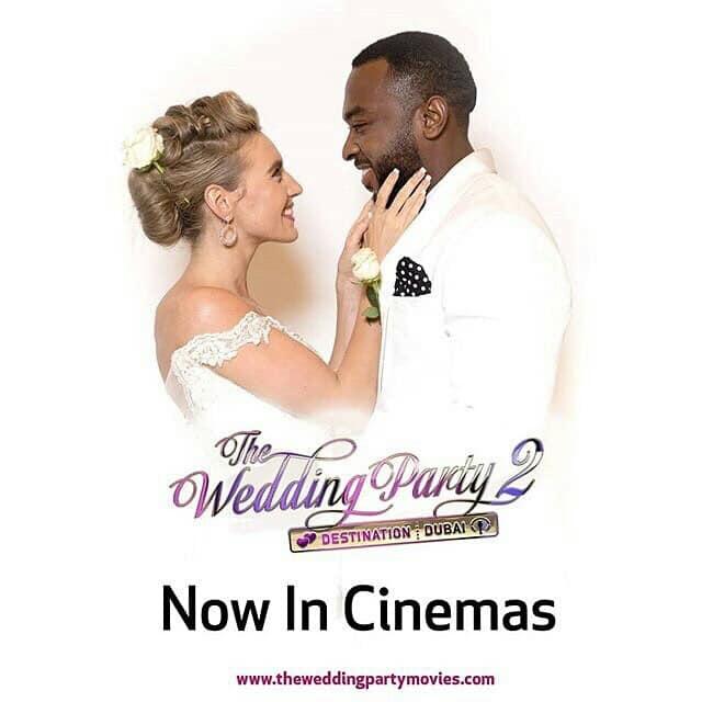 Buzz Review Of The Wedding Party 2 - Destination Dubai poster 7