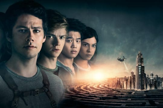 Buzz Review Of Maze Runner: The Death Cure 1