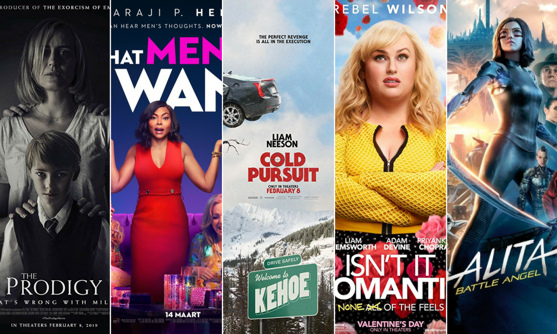 Movies To Look Out For In February 2019 Buzz In Motion